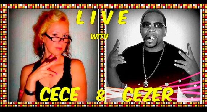 Live with CeCe & Cezer